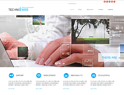 Business WordPress Theme - 006057