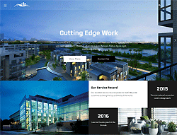 Architecture Joomla Template - Kingsly PT
