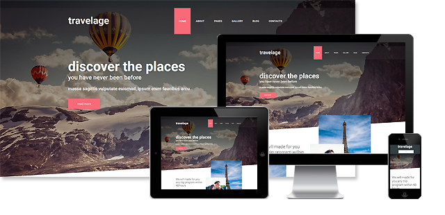 002098 - Travel Joomla! 3 Template