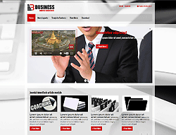 Joomla! Template - PJO Business