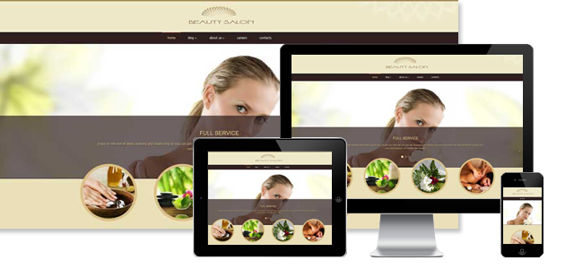 006060 - Beauty WordPress Theme