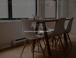 Multipurpose Onepage Template - Avilio