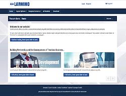 Joomla! Template - PT-Larmino
