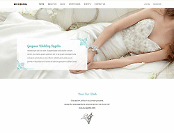 Joomla! Template - Wedding PT
