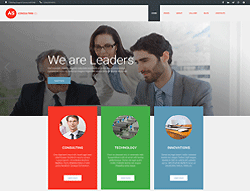 Top Joomla! Template - 002101