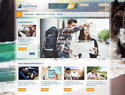 Joomla! Template - AT Nedloox