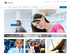 Education Joomla Template - Schule Education PT
