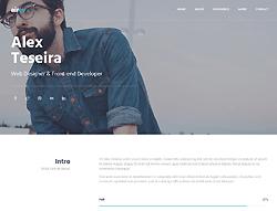 Bootstrap theme - Aircv