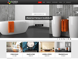 Business Joomla! Template - TC Theme25 Free