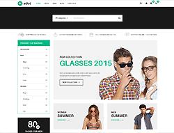 eCommerce Joomla! Template - Adot