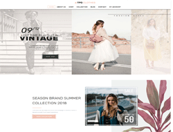 eCommerce WordPress Theme - LT Clothes Shop