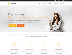 Business Joomla! Template - PT Ultimate
