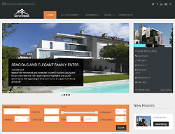 Joomla! Template - Real Estate November