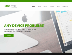 Repair Joomla Template - 002103