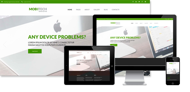 002103 - Repair Joomla Template