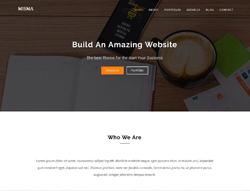 Multipurpose HTML Template - Misma