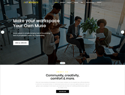 Business Joomla Template - LT Bespace
