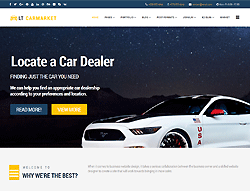 Car Dealer Joomla! Template - LT Carmarket