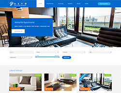 Real Estate Joomla! Template - PT Alto