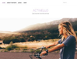 Multipurpose Wordpress Theme - Activello