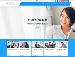 Business Joomla! Template - Mx_joomla164