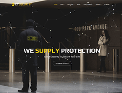 Security Joomla! Template - ET Security