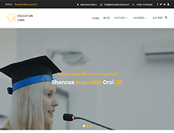 Education WordPress Theme - Education Care