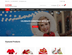 eCommerce WordPress Theme - XStore