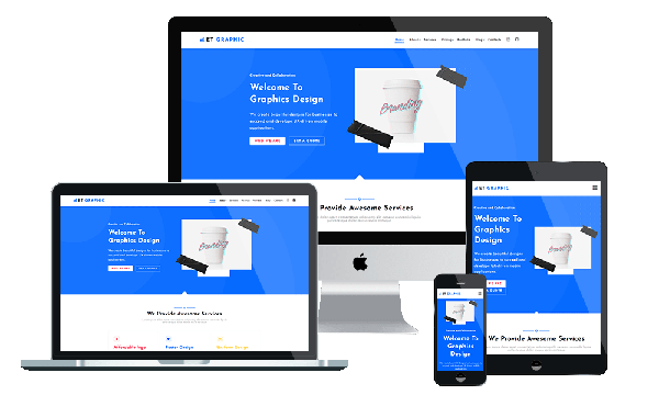 ET GRAPHIC - FREE AND PREMIUM GRAPHIC DESIGN JOOMLA! TEMPLATE