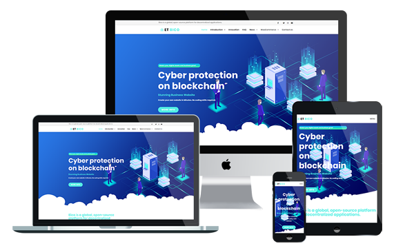 ET BICO - FREE AND PREMIUM CRYPTOCURRENCY JOOMLA! TEMPLATE