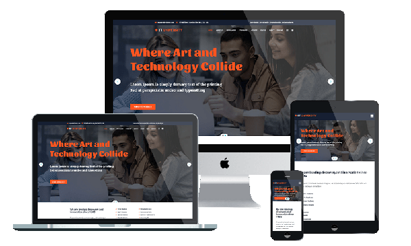 ET UNIVERSITY - FREE AND PREMIUM WEB DESIGN JOOMLA! TEMPLATE