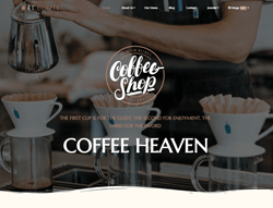 Shop Joomla Template - ET Coffee