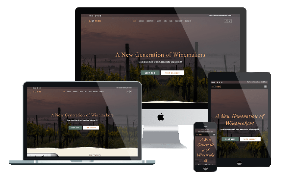ET WINE - FREE AND PREMIUM WINERY JOOMLA! TEMPLATE