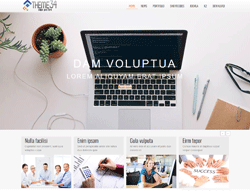 Business Joomla Template - TC Theme34 Free