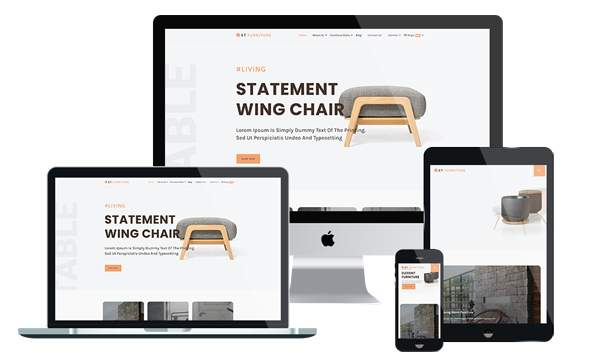 ET FURNITURE - FREE AND PREMIUM ECOMMERCE FURNITURE JOOMLA TEMPLATE
