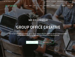 Business Joomla Template - LT Office