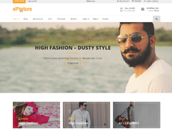 WooCommerce WordPress Theme - WP Store