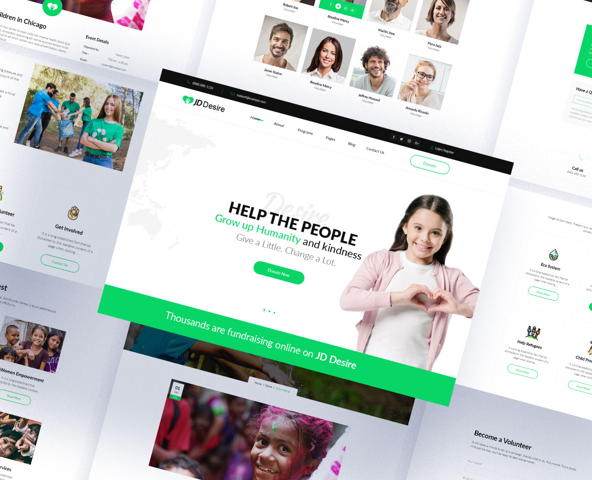 Modern And Creative Joomla template