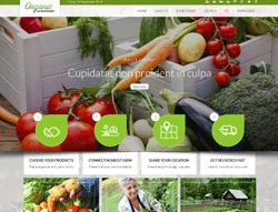 Agriculture Joomla Template - Ol Organic