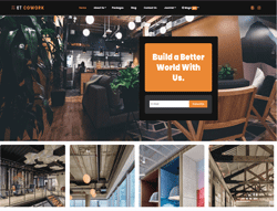 Business Joomla Template - ET Cowork
