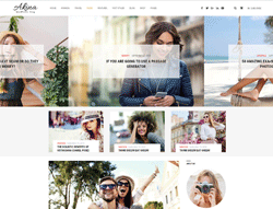 Shop WordPress Theme - Akina
